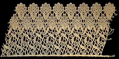 "Embroidery Design: Vintage Lace Edition 6 Vol.6 AINL18B  9.81""w X 4.59""h"