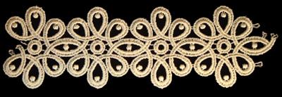 "Embroidery Design: Vintage Lace Edition 6 Vol.4 AINL34B  9.34""w X 2.92""h"