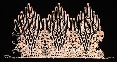"Embroidery Design: Vintage Lace Edition 5 Vol.6 AINL42B  8.65""w X 4.36""h"