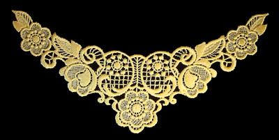 "Embroidery Design: Vintage Lace Edition 6 Vol.6 AINL47A  9.44""w X 4.92""h"