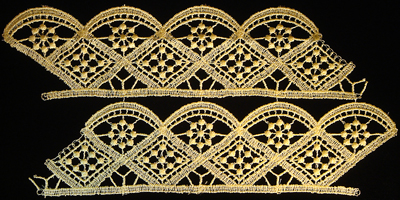 "Embroidery Design: Vintage Lace Edition 5 Vol.3 AINL50B  10.92""w X 5.40""h"