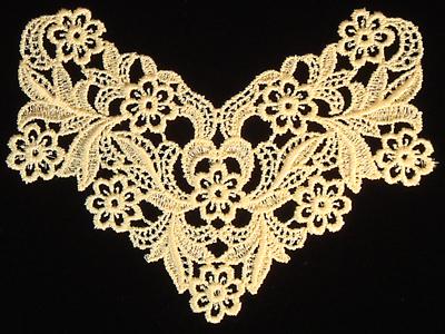 "Embroidery Design: Vintage Lace Edition 5 Vol.3 AINL58A  5.67""w X 4.14""h"