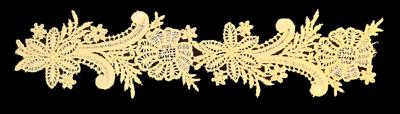 Embroidery Design: Vintage Lace Edition 5 Vol.1 AINL61B 8.50w X 2.29h