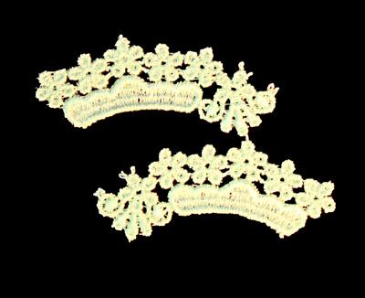"Embroidery Design: Vintage Lace Edition 6 Vol.5 AINL65A  3.15""w X 2.72""h"