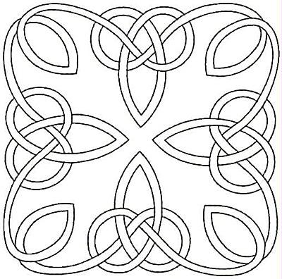 Embroidery Design: Design N small5.00w X 4.95h