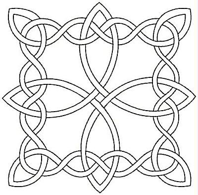 Embroidery Design: Design O small4.99w x 4.92h