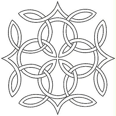 Embroidery Design: Design S small4.99w X 4.98h