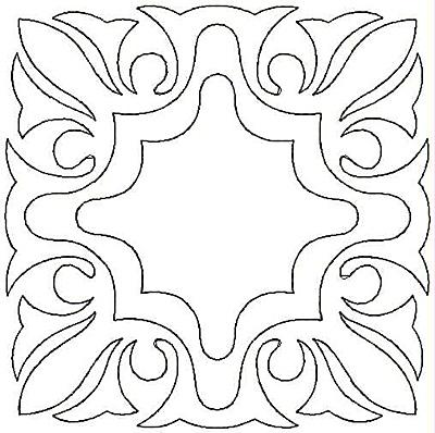 Embroidery Design: Design BB small4.99w X 4.97h