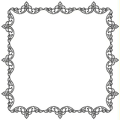 Embroidery Design: Design DD small4.98w X 4.98h