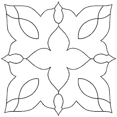 Embroidery Design: Design EE small4.99w X 4.99h