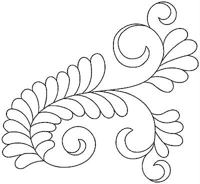 Embroidery Design: Design 8A6.55w X 6.03h