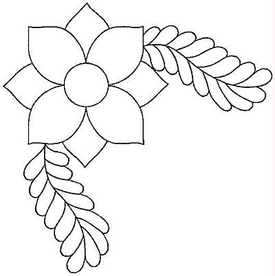 Embroidery Design: Design 15A5.23w X 5.27h
