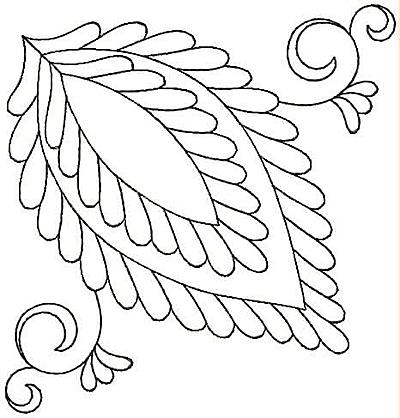Embroidery Design: Design 17A4.58w X 4.80h