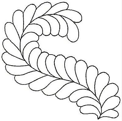 Embroidery Design: Design 20A3.82w X 3.80h