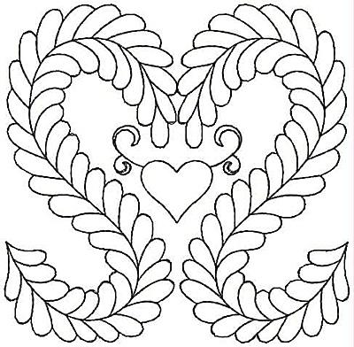 Embroidery Design: Design 25A4.78w X 4.70h