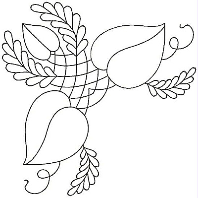 Embroidery Design: Design 26A5.39w X 5.39h