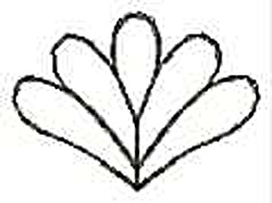 Embroidery Design: Design 30A1.08w X 0.78h