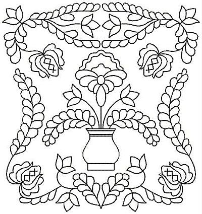 Embroidery Design: Design 47A4.69w X 5.00h