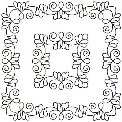 Embroidery Design: Design 56A4.98w X 5.00h