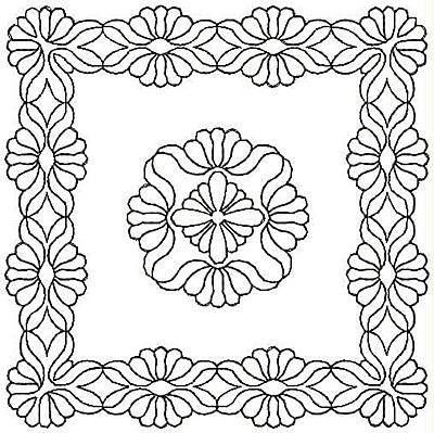 Embroidery Design: Design 57A4.99w X 4.99h