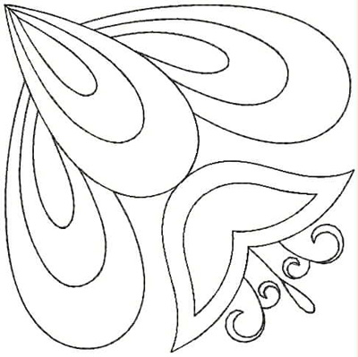 Embroidery Design: QDesign 5A 4.68w X 4.68h