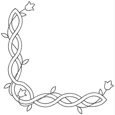 Embroidery Design: QDesign 11A 5.43w X 5.43h