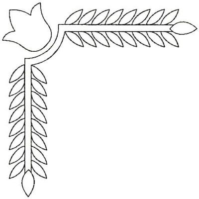 Embroidery Design: QDesign 12A 4.87w X 4.87h