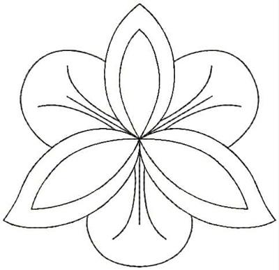Embroidery Design: QDesign 14A 4.68w X 4.50h
