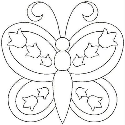 Embroidery Design: QDesign 21A 4.75w X 4.75h