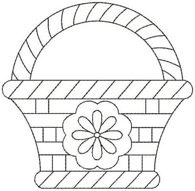Embroidery Design: QDesign 23A 4.75w X 4.68h