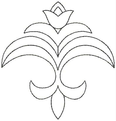 Embroidery Design: QDesign 31A 3.81w X 4.00h