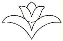 Embroidery Design: QDesign 36A 1.87w X 1.18h