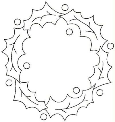 Embroidery Design: QDesign 49A 4.56w X 4.93h