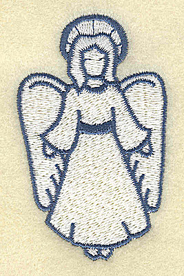 Embroidery Design: Angel 1.85w X 3.00h
