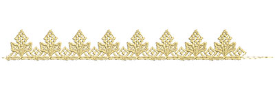 Embroidery Design: Lace from the Vault 12 Design 5 1.13w X 9.87h