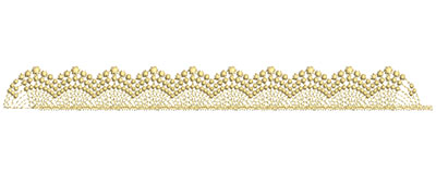Embroidery Design: Lace from the Vault 12 Design 9 1.20w X 11.63h