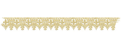 Embroidery Design: Lace from the Vault 12 Design 11 1.24w X 11.29h