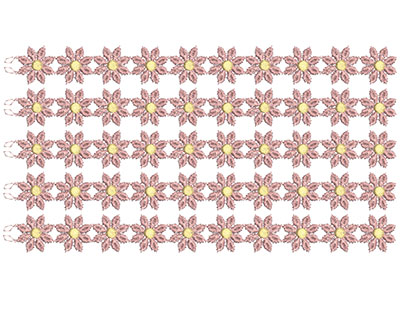 Embroidery Design: Lace from the Vault 14 Design 6 6.00w X 10.98h