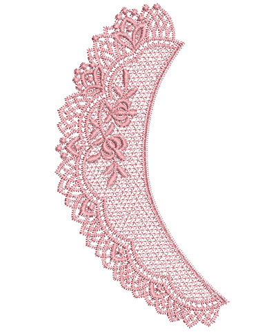 Embroidery Design: Heirloom From The Vault 1 Design 11 7.26w X 3.89h