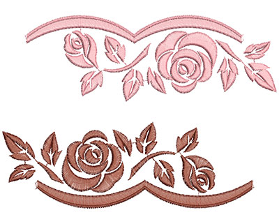Embroidery Design: Heirloom From The Vault 2 Design 4 5.79w X 8.20h