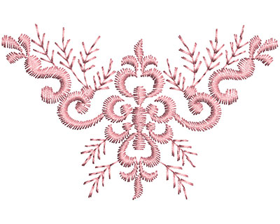 Embroidery Design: Heirloom From The Vault 4 Design 11 2.29w X 3.57h