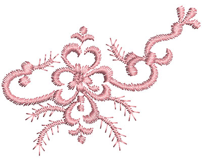 Embroidery Design: Heirloom From The Vault 5 Design 1 2.42w X 3.20h