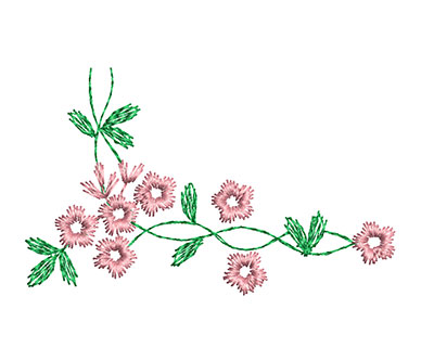 Embroidery Design: Heirloom From The Vault 5 Design 10 1.95w X 3.16h