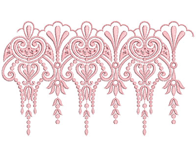 Embroidery Design: Heirloom From The Vault 10 Design 10 6.4w X 10.72h