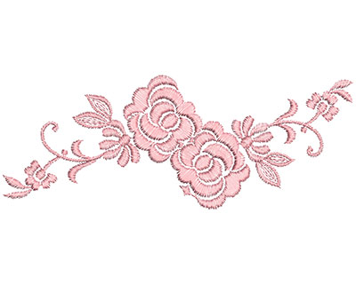 Embroidery Design: Heirloom From The Vault 11 Design 5 2.98w X 7.76h
