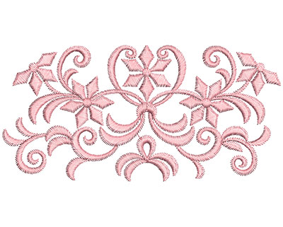 Embroidery Design: Heirloom From The Vault 11 Design 10 2.94w X 5.99h