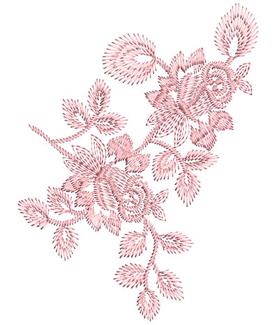 Embroidery Design: Heirloom From The Vault 12 Design 7 5.65w X 4.28h