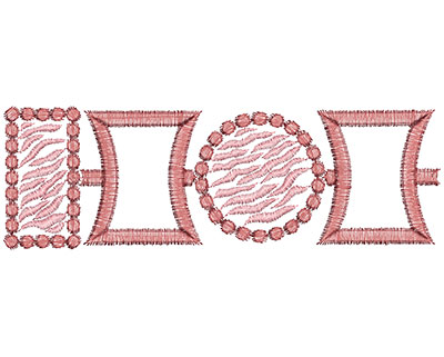 Embroidery Design: Heirloom From The Vault 14 Design 7 2.48w X 7.56h