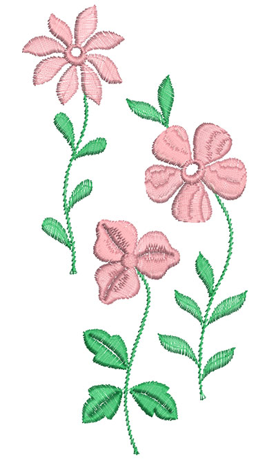 Embroidery Design: Heirloom From The Vault 15 Design 9 7.87w X 3.71h