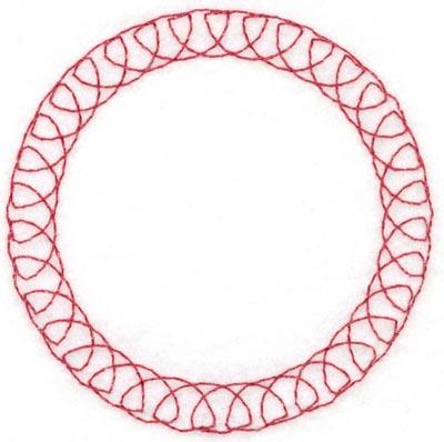 Embroidery Design: Spiral stitch one hundred twelve3.90w X 3.90h